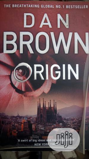 Origin By Dan Brown   Books & Games for sale in Lagos State, Yaba
