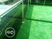 Cover Your Hospital Balcony With Natural Synthetic Grass | Landscaping & Gardening Services for sale in Lagos State, Ikeja