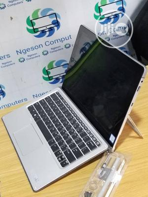 Laptop HP Elite X2 1012 4GB Intel Core M SSD 128GB | Laptops & Computers for sale in Lagos State, Mushin