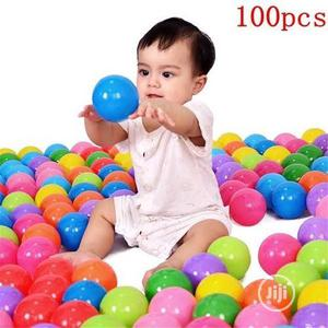 100pcs Kids Colorful Ball | Toys for sale in Lagos State, Amuwo-Odofin