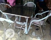 Stinleess Table and Chairs | Furniture for sale in Lagos State, Ojo