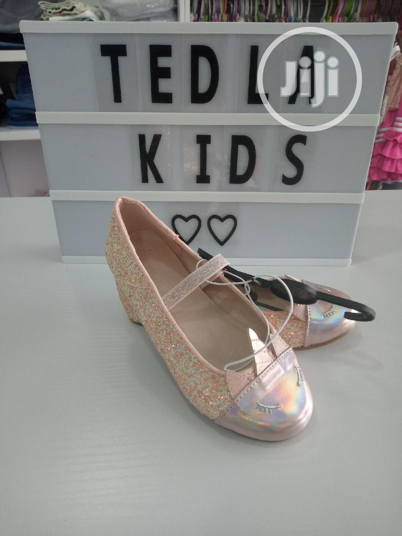 Primark Unicorn Flat Ballerina Shoe in