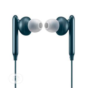 New Genuine Samsung BT Headset U Flex EO-BG950CBEGWW Blue   Headphones for sale in Lagos State, Ikeja