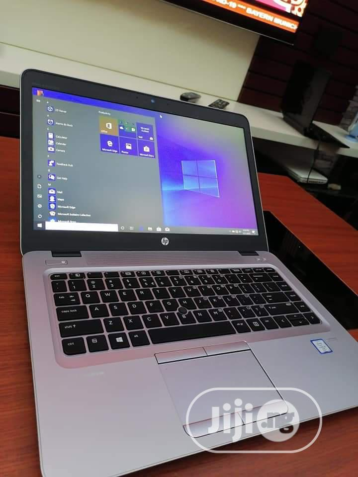 Laptop HP EliteBook 820 G2 4GB Intel Core I5 HDD 500GB   Laptops & Computers for sale in Makurdi, Benue State, Nigeria