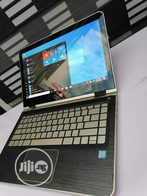 Laptop HP Pavilion X360 8GB Intel Core I5 SSD 128GB   Laptops & Computers for sale in Benue State, Makurdi