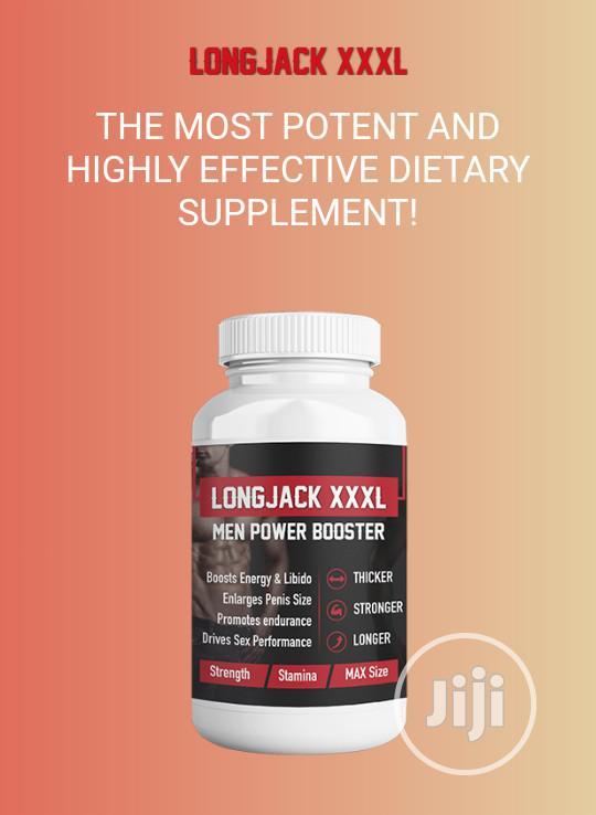 Long Jack XXL Penis Enlargement Supplement