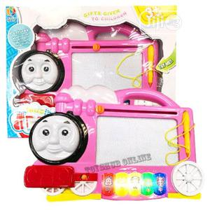 Train Wordpad/Magnetic Drawing Board   Toys for sale in Lagos State, Amuwo-Odofin