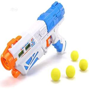 2 In 1 Ball & Water Shoot Magic Gun Blaster Gun For Kids | Toys for sale in Lagos State, Amuwo-Odofin