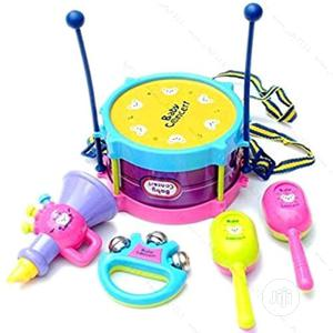 Baby Roll Drum Musical Instruments Kids Drum Set | Toys for sale in Lagos State, Amuwo-Odofin