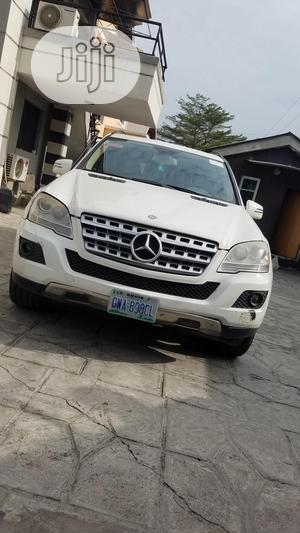Mercedes-Benz M Class 2011 White | Cars for sale in Lagos State, Lekki