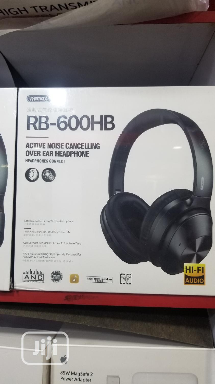 Remax Rb-600 Hb | Headphones for sale in Ikeja, Lagos State, Nigeria