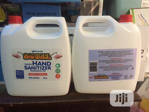 4 Litres Hand Sanitizer Gel   Skin Care for sale in Lagos State, Lagos Island (Eko)
