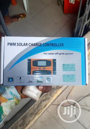 PWM 30ah 12/24v Charge Controller | Solar Energy for sale in Lagos State, Ojo