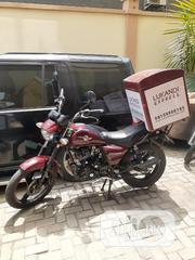 Qlink Achilles 150 2018 Red | Motorcycles & Scooters for sale in Lagos State, Victoria Island
