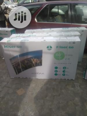 Hisense Curve Tv | TV & DVD Equipment for sale in Lagos State, Apapa