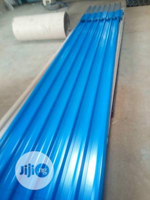 Original Longpan Aluminum Roofing Sheets | Building & Trades Services for sale in Lagos State, Magodo