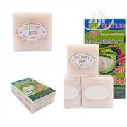 Jam Rice Milk Exfoliating Soap | Bath & Body for sale in Lagos State, Ikeja