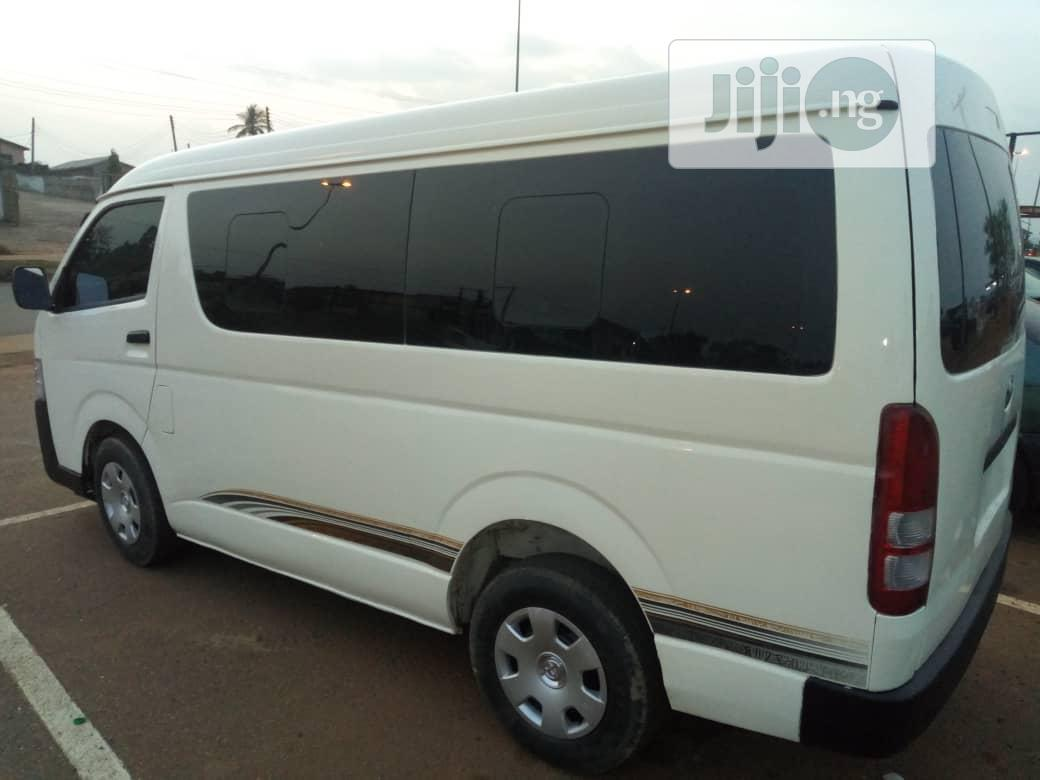 Clean Hummer Bus | Buses & Microbuses for sale in Egbeda, Oyo State, Nigeria