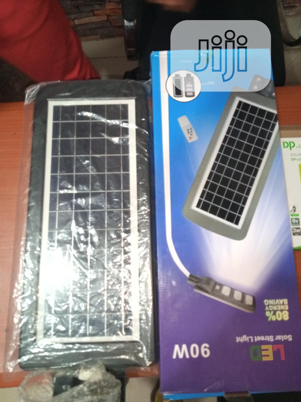 Archive: 90watt All in One Solar Street Light