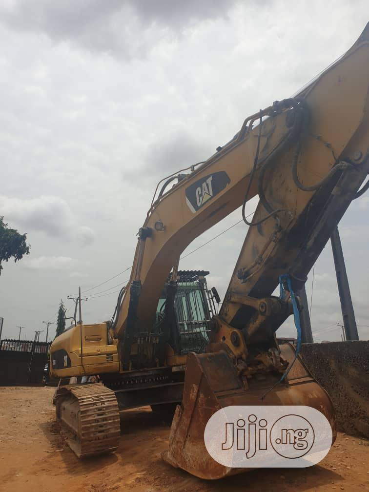 Caterpiller Excavator 330DL | Heavy Equipment for sale in Ikeja, Lagos State, Nigeria