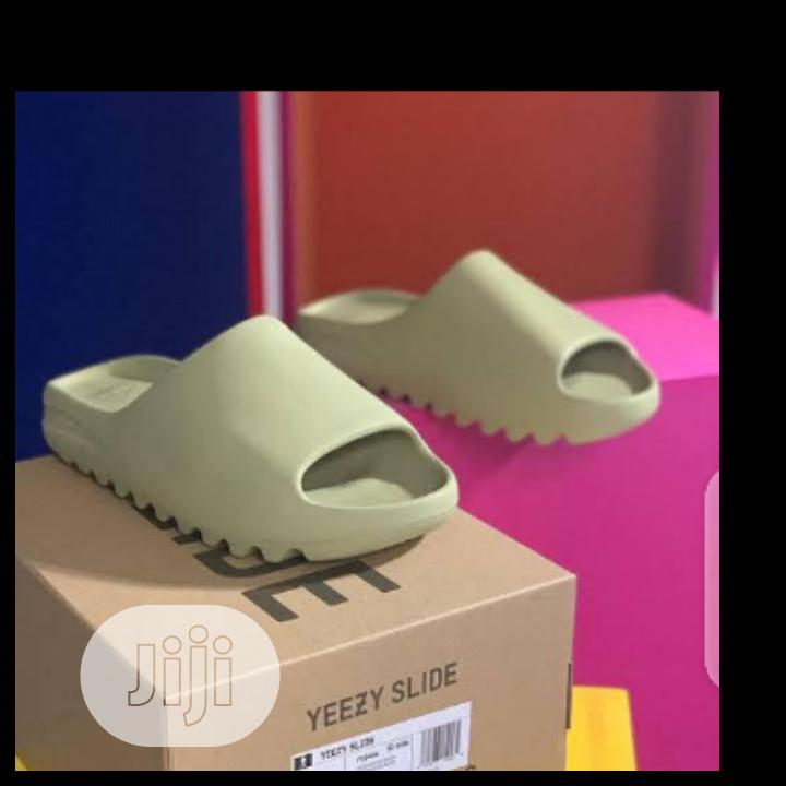 Adidas Yeezy Slide Original   Shoes for sale in Surulere, Lagos State, Nigeria