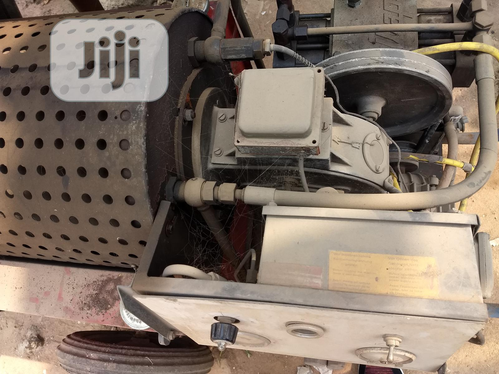 Archive: Wap Hot And Cold Steam Pressure Washer.