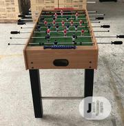 Soccer Table Foosball Table (Brown) | Books & Games for sale in Lagos State, Lekki Phase 1