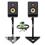 Krk Rokit 10 G4 Generation 4 Studio Monitor | Audio & Music Equipment for sale in Lagos State, Ojo