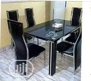 Glass Dining Table | Furniture for sale in Lagos State, Ojo