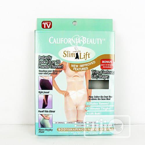 Archive: Full Body Control Underwear For Ladies - Beige