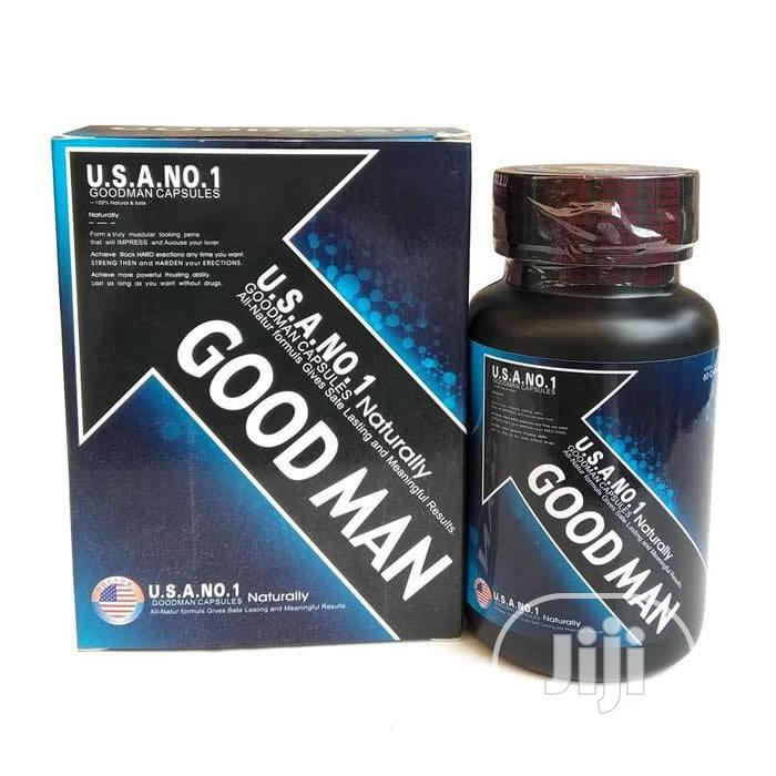 Naturally Goodman Penis Enlargement And Full Erection & Delay Sex | Sexual Wellness for sale in Agege, Lagos State, Nigeria