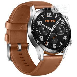 Huawei Watch Gt 2 2019 Bluetooth Smartwatch - Pebble Brown | Smart Watches & Trackers for sale in Lagos State, Shomolu
