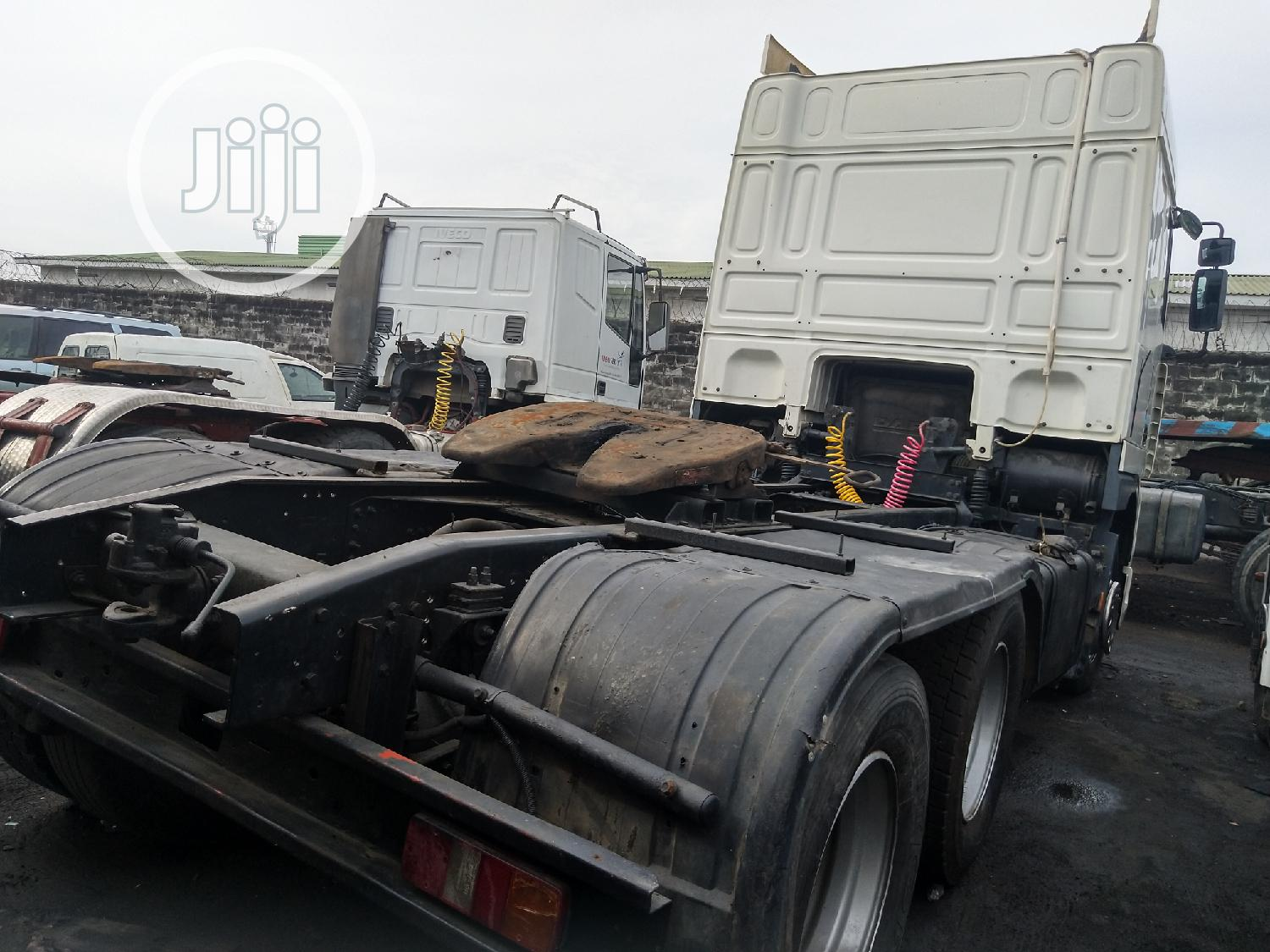DAF XF 1997 White | Trucks & Trailers for sale in Apapa, Lagos State, Nigeria