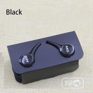 AKG Earphones Black Type-c In-ear With Mic Wired   Headphones for sale in Lagos State, Ikeja