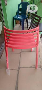 Plastic Chair in Different Colours   Furniture for sale in Lagos State, Lekki Phase 1