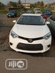 Toyota Corolla 2015 White | Cars for sale in Lagos State, Ojo