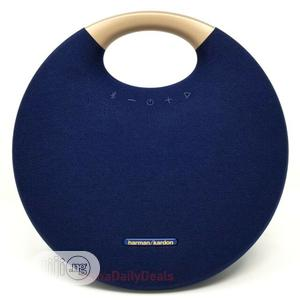 Harman Kardon Onyx Studio 6 Portable Bluetooth Speaker- Blue | Audio & Music Equipment for sale in Lagos State, Shomolu