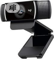 Logitech C922 Pro Stream HD Webcam+Tripod&Logitech Cooling Pad   Computer Accessories  for sale in Lagos State, Ikeja