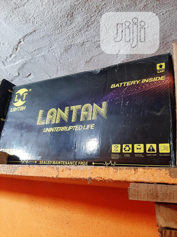 12V 200ah Lantan Solar Battery