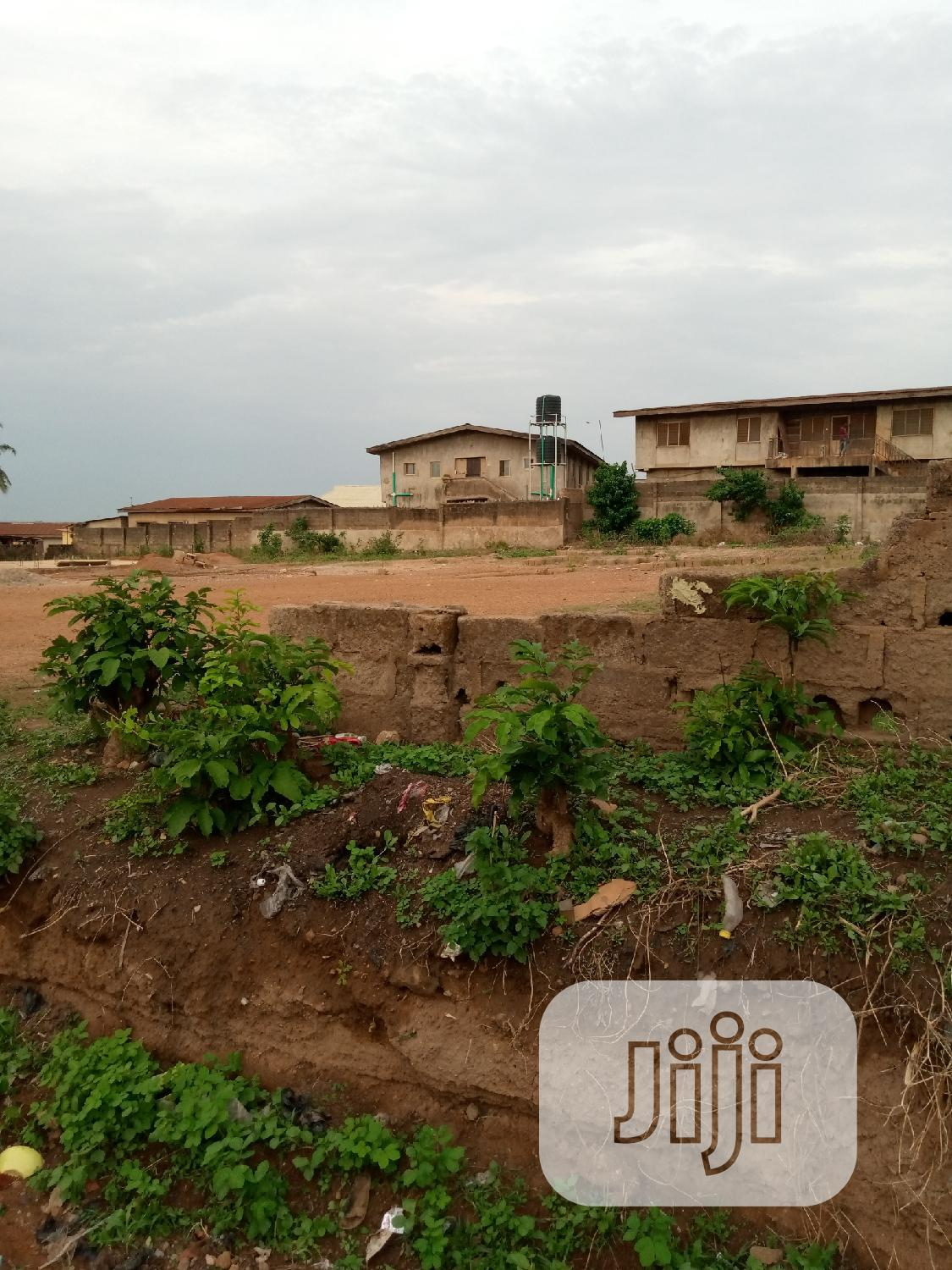 Two Plots Of Lands For Sale In Bodija Expressway