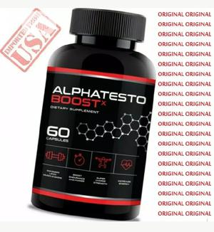 Alphatesto Boost X | Sexual Wellness for sale in Lagos State, Alimosho