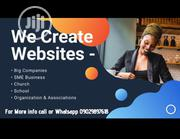 Let'S Create a Website for Your Business   Computer & IT Services for sale in Lagos State, Victoria Island