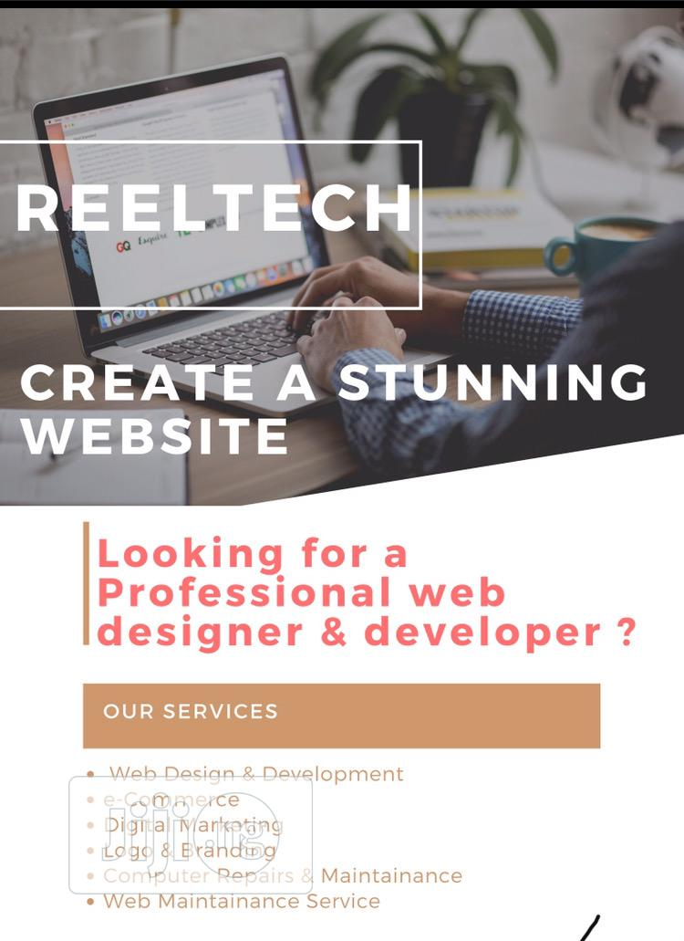 Archive: Let'S Create a Website for Your Business