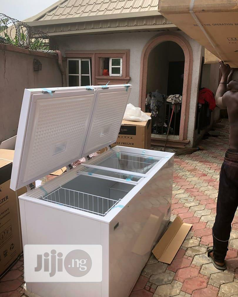 Synix Chest Freezers 420 Litres   Kitchen Appliances for sale in Ojo, Lagos State, Nigeria