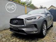 Infiniti QX 2019 Gray | Cars for sale in Lagos State, Lekki Phase 1
