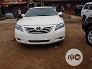 Toyota Camry 2008 Hybrid White | Cars for sale in Lagos State, Ifako-Ijaiye