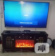 New Fire Place TV Stand | Furniture for sale in Lagos State, Lekki Phase 2