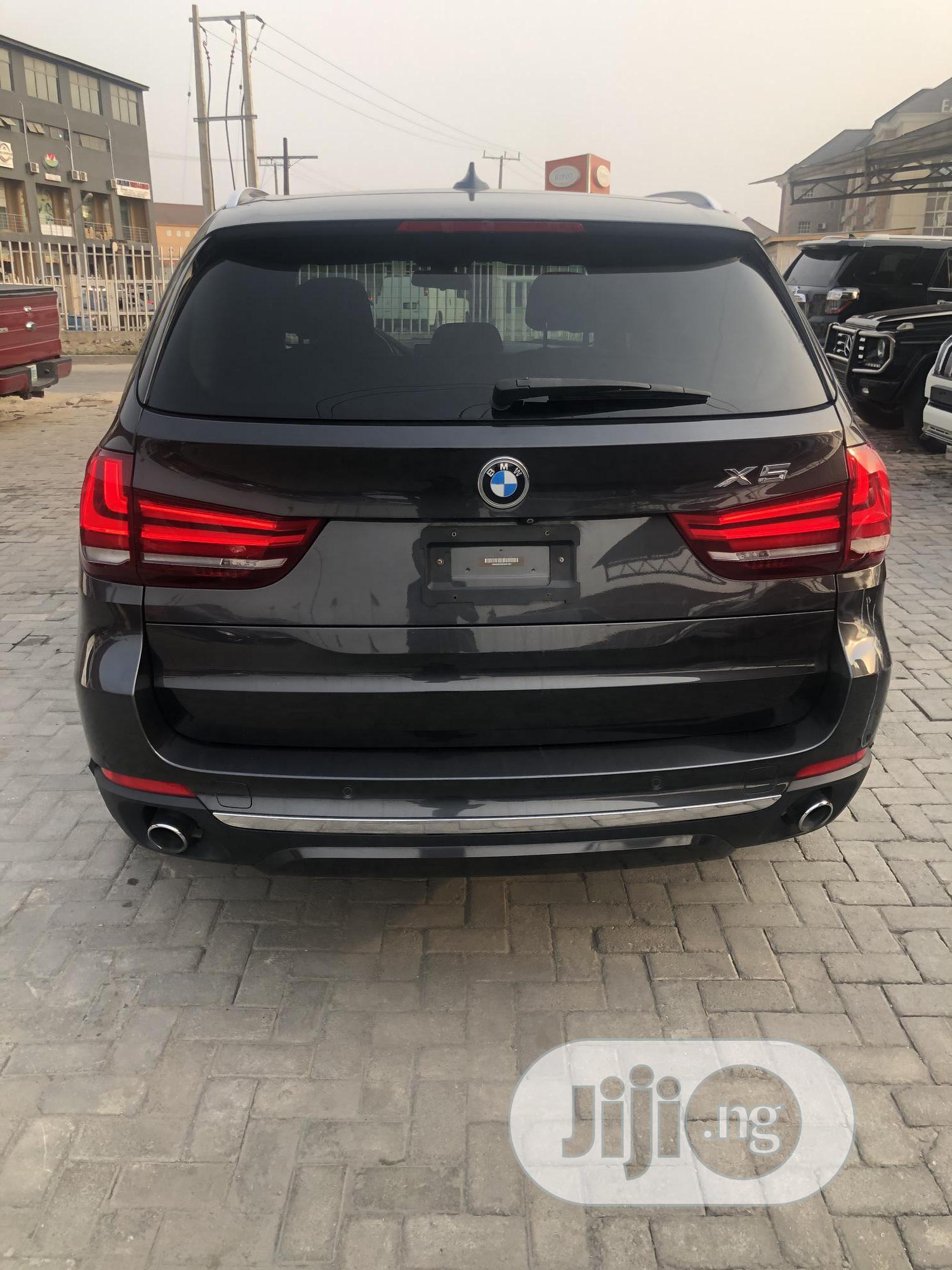 BMW X5 2014 Gray | Cars for sale in Lekki, Lagos State, Nigeria