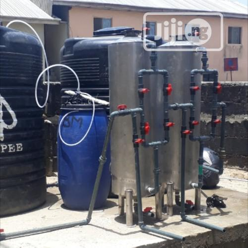 Water Treatment Service Available