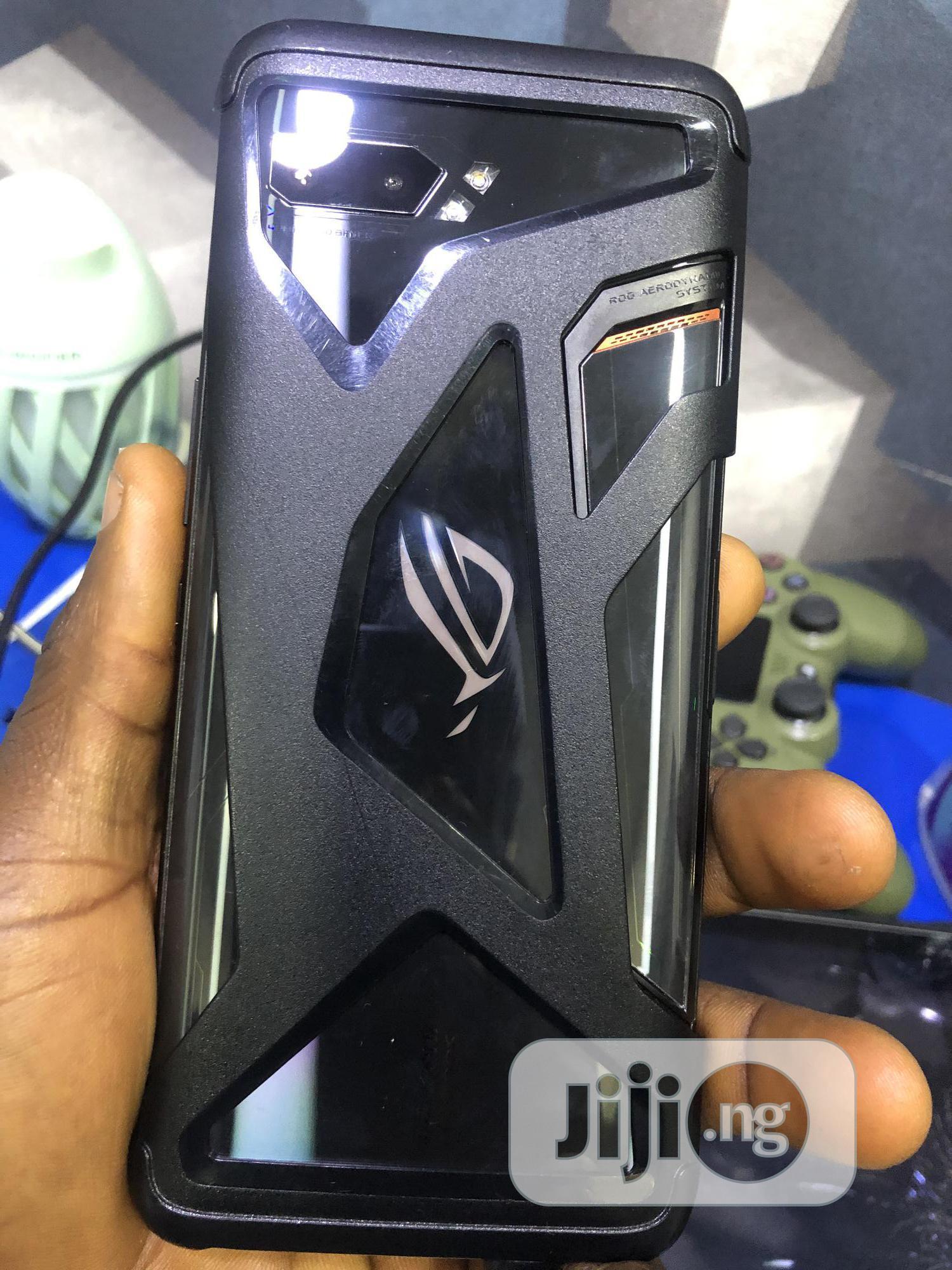 Asus ROG Phone 512 GB Black